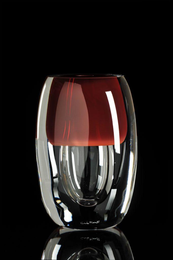 BINAE Cristal Murano -Escultura numerada 1/333 -Altura: 145mm Diseño: Giovanni Moretti -Cristal Murano -Escultura numerada. 1/33 -Altura:145mm -Diseño.-Carlo Moretti