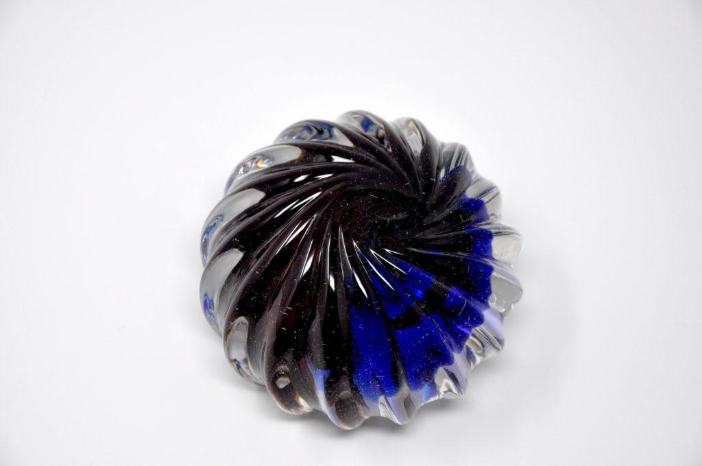 SASSO AZUL Pisapapeles Diseño: Seguso Cristal de Murano