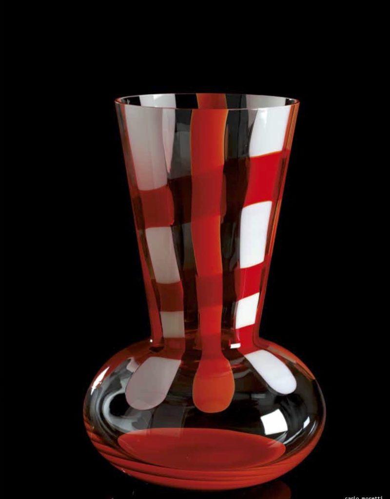 TRONCOSFERA 1799 K Edicion Numerada 1/111 Altura: 410mm Diámetro:270mm Posibilidad tres tamaños CRISTAL MURANO Diseño: Carlo Moretti
