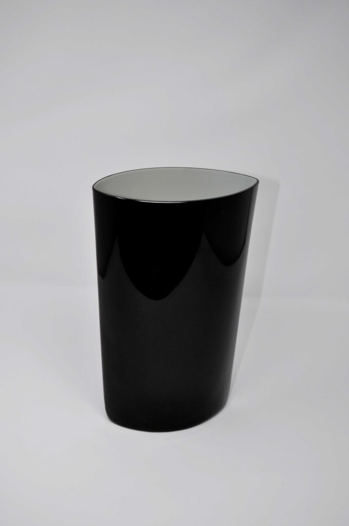 LUNA 238.214 Altura:264mm Diámetro:160mm CRISTAL MURANO Diseño Carlo Moretti
