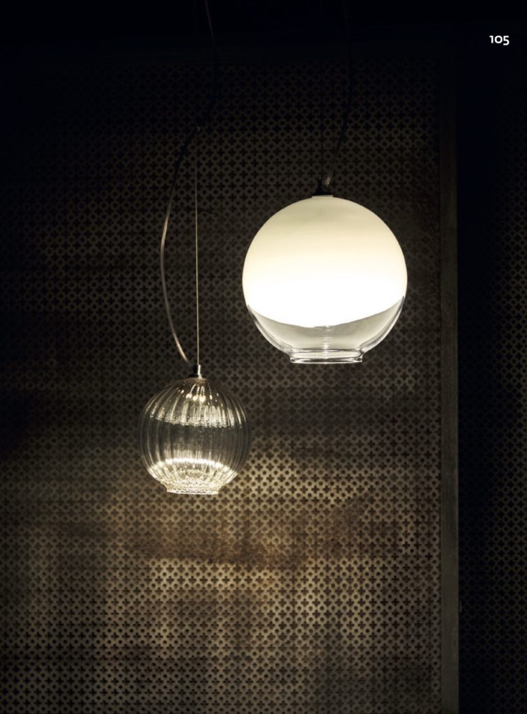 Conjunto lámparas BOBLU