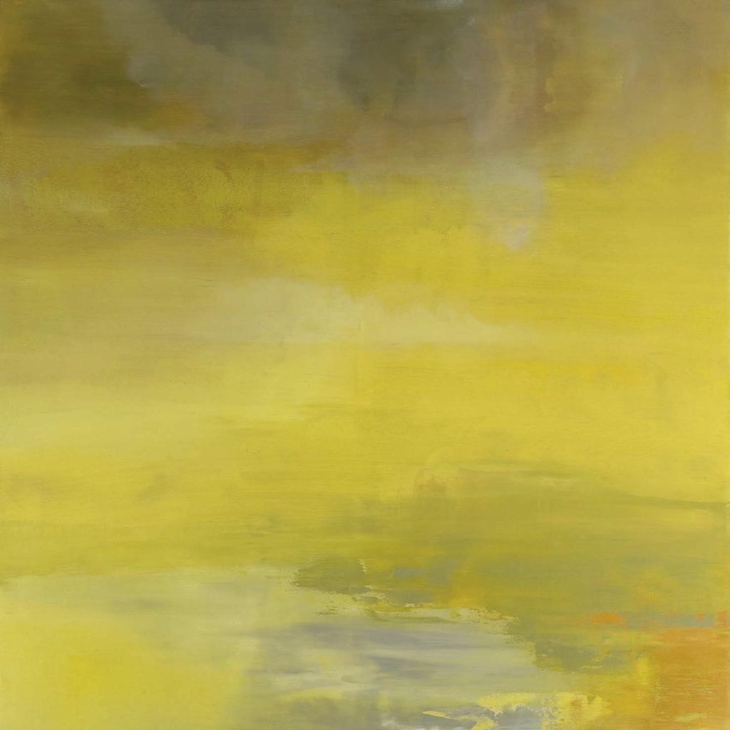 Nuvole. 2008 técnica mixta / tela: 150 x 150 cm