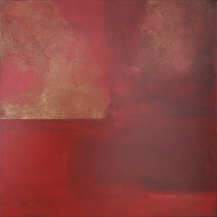 O. P. 6 ténica mixta/tela: 60 x 60 cm 2018