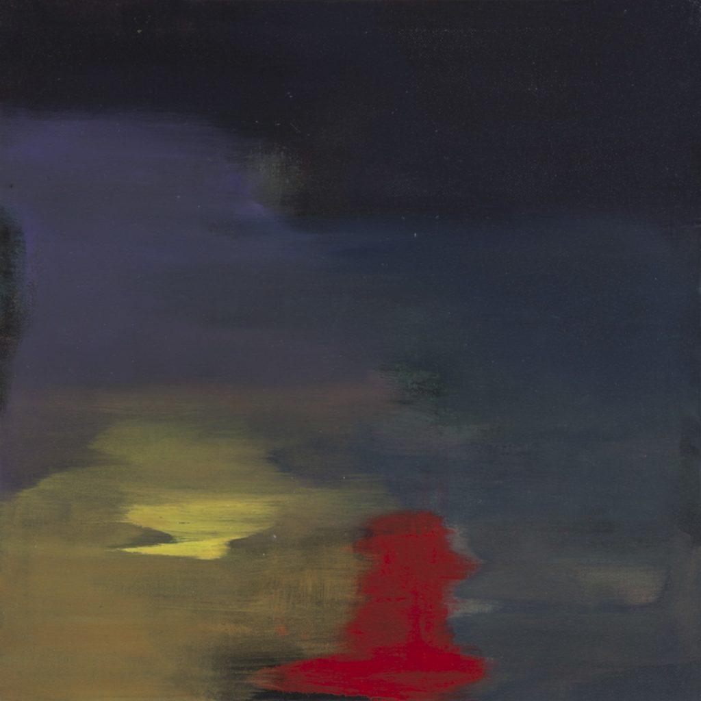 Reflesso III. 2012 acrílico/lienzo: 40 x 40 cm