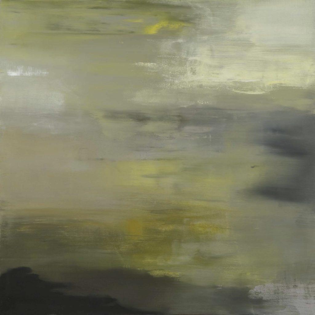Spazio. 2008 técnica mixta / tela: 100 x 100 cm