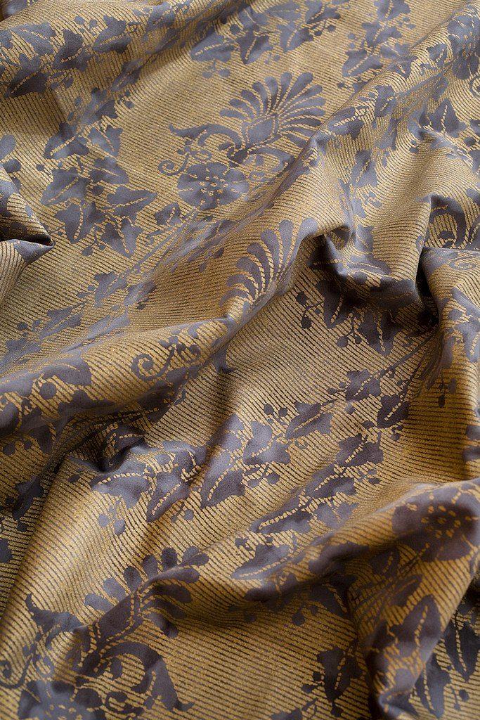 FONTAINEBLEAU Polvere Gold 100% algodón egipcio