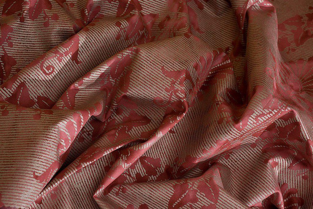 FONTAINEBLEAU Rossa Antico Silver 100% algodón egipcio