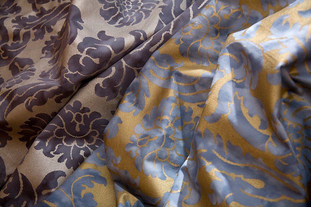 GIROFLEE Lavanda Gold Polvere Silver 100% algodón egipcio