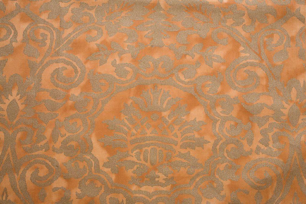 GRAND PIGNON Albicocca Silver-Gold 100% algodón egipcio