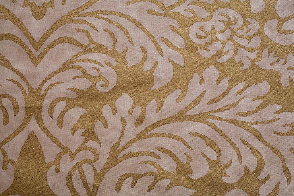 HAMPTON COURT Avorio Gold 100% algodón egipcio