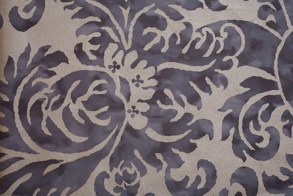 HAMPTON COURT Polvere Silver 100% algodón egipcio