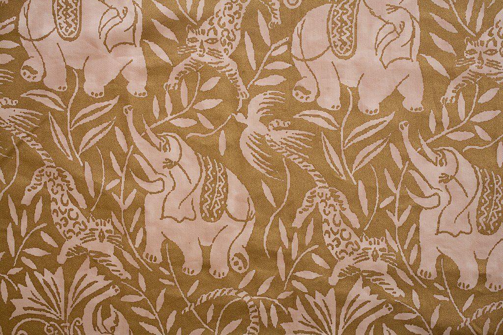 JUNGLA Avorio Gold 100% algodón egipcio