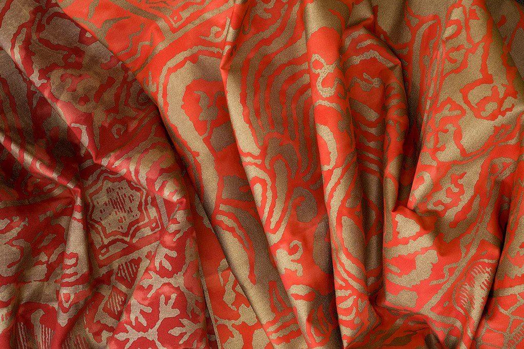 NASIJ Carmino Gold Coralo Gold 100% algodón egipcio
