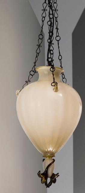 CESENDELLO SP 10 Disponible Colores: Flor negro-Oro Cristal de Murano